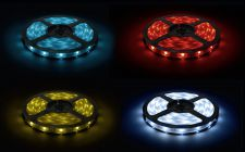 RGB HIGH POWER LED-Band, 300 IP65