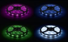 RGB POWER LED-Band, 300 IP65