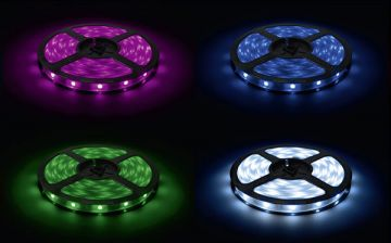 RGB POWER LED Band IP68